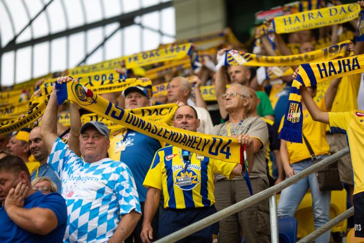 DAC-Slovan: Hamis belépőjegyekre figyelmeztetnek!