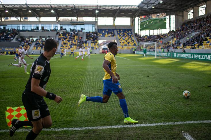 Fortuna Liga, 20. forduló: Már Blackmannel és Balićcsal a közvetlen üldöző ellen