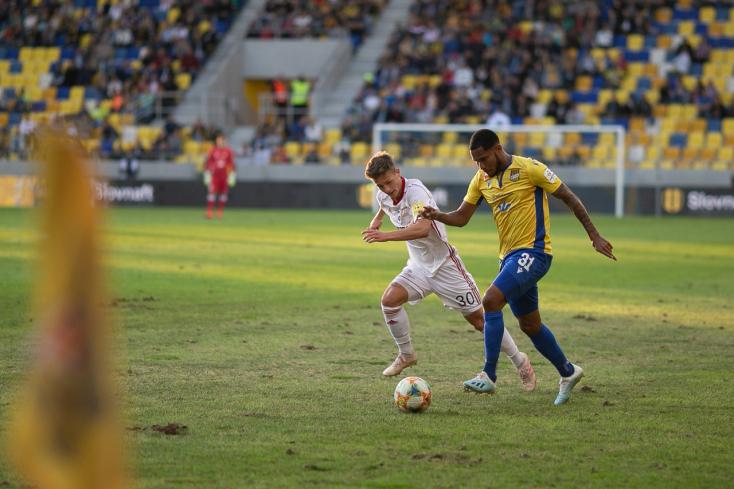Fortuna-szombat, 9. forduló: Fejfájdító vereség Dunaszerdahelyen, nem tud hibázni a Žilina