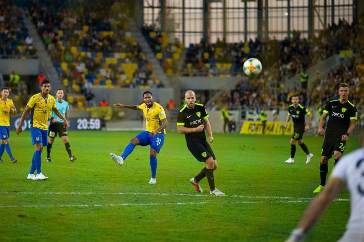 Fortuna Liga, rájátszás, 4. forduló: DAC-győzelem kell a remény életben tartásáért