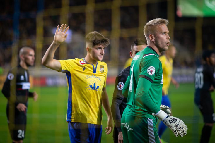 Fortuna Liga, 16. forduló: Az aranyosmarótiak ellen feledtetné kisiklását a DAC