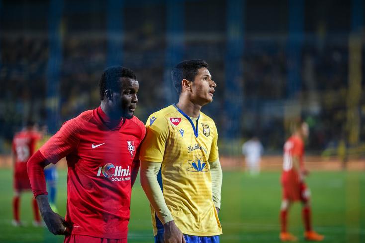 Fortuna Liga, 14. forduló: Már most bánkódhat a DAC, felképelték a zsolnaiakat