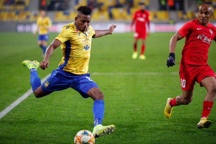 Fortuna Liga: FC DAC 1904 - ŠKF Iclinic Sereď 0:0 (Online)