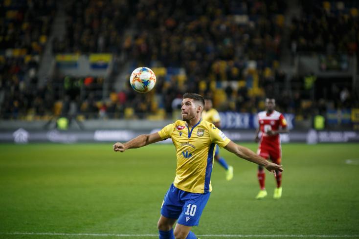 Vida Kristopher egyre feljebb kapaszkodik a DAC góllövőinek örökranglistáján
