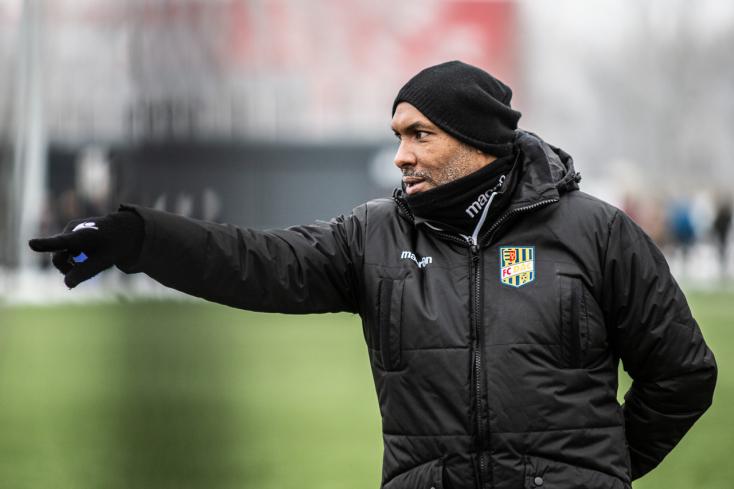 """Hélder Cristovao: """"Meg kell találnunk az okát, hogy miért kapunk ennyi gólt"""""""