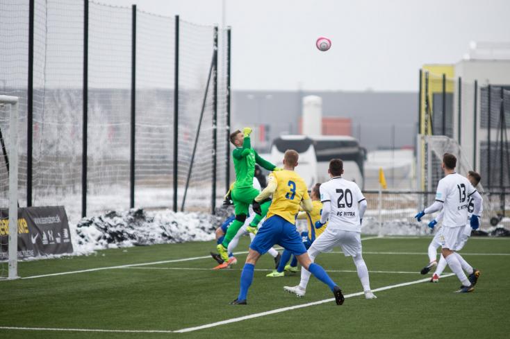 Téli Tipsport Liga: DAC 1904–FC Nyitra 2:1 (0:0)