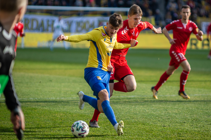 Fortuna Liga, 7. forduló: A győzelmi széria megnyújtásáért küzd a DAC, de a kellemetlen emlék még most is kísért