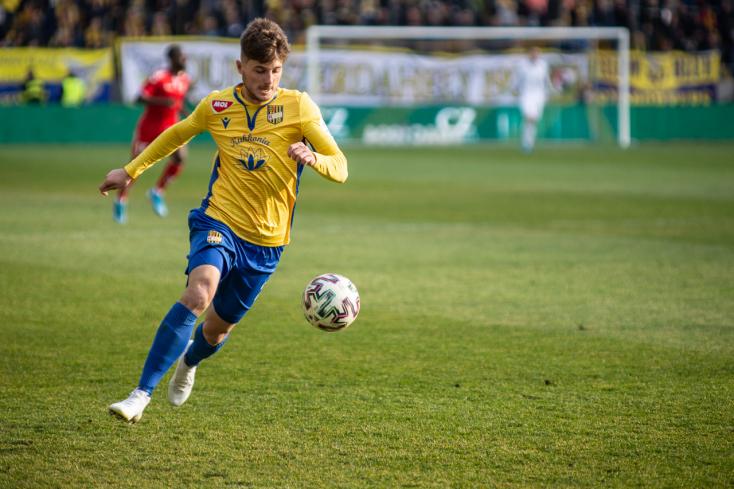 Fortuna Liga, 18. forduló: Hazai győzelemmel zárta az idei évet a DAC