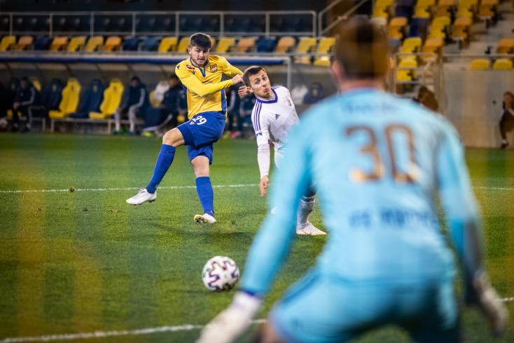 Slovnaft Cup: Második ligás ellenféllel mérkőzik meg a DAC a negyeddöntőben