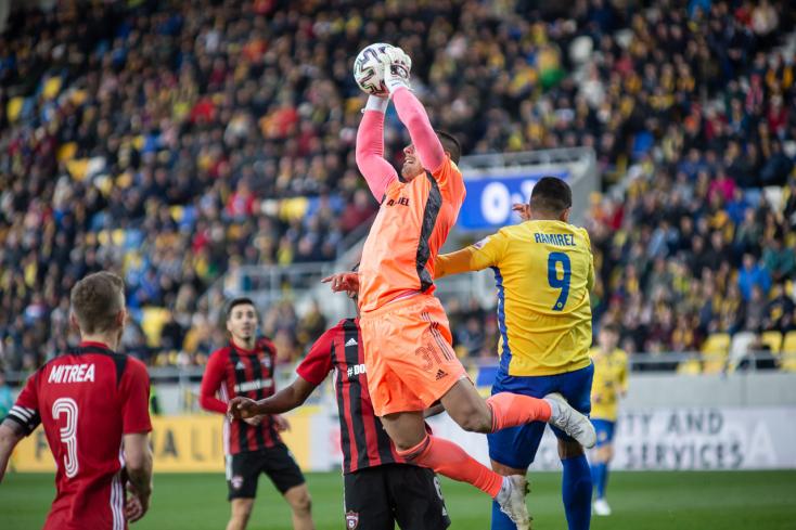 Fortuna Liga, rájátszás, 10. forduló: Már minden lényegi kérdés eldőlt, de a sárga-kékekből nem hiányzik a motiváció