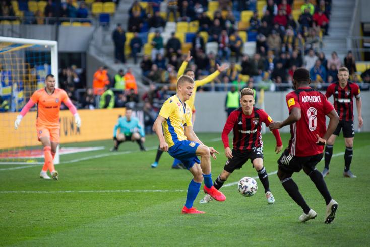 Fortuna Liga, 4. forduló: Kerületi rangadó a koronavírus jegyében