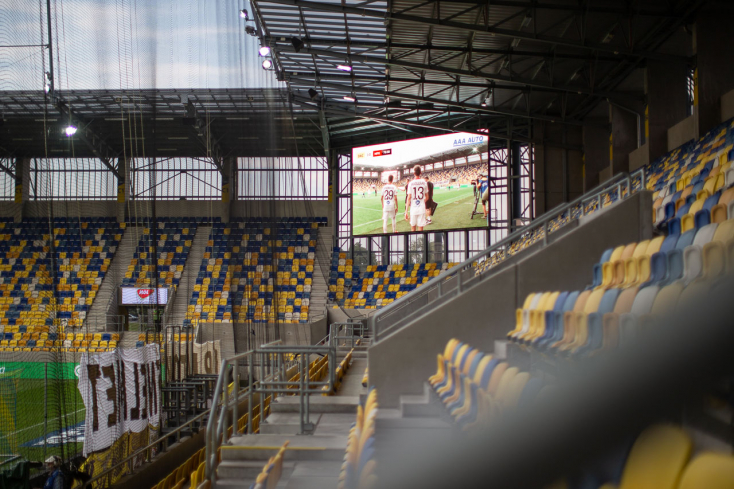 """Világi Oszkár: """"Keressük annak lehetőségét, hogy a szurkolók már a DAC–Slovan derbire is kilátogathassanak"""""""