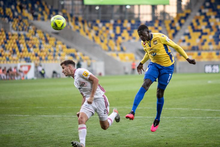 Fortuna Liga, rájátszás, 5. forduló: Ezüstért játszik a DAC, de nincs saját kezében a sorsa