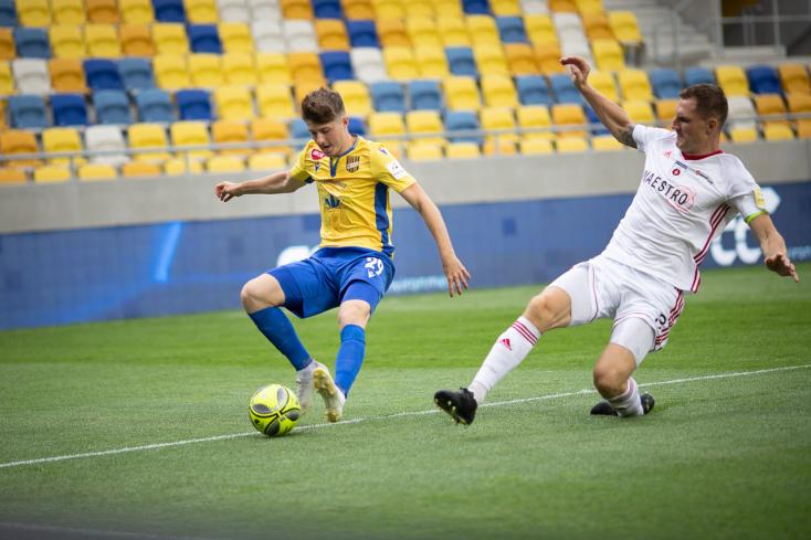 Slovnaft Cup, nyolcaddöntő: Tavaly a DAC vesztét okozta, idén a sárga-kékek túllépnének a Ružomberokon