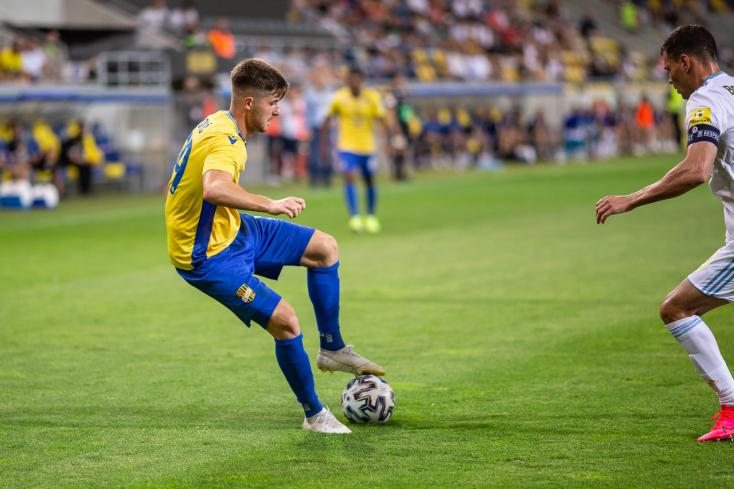 DAC: Divković felülmúlta pályafutása eddigi legsikeresebb szezonját
