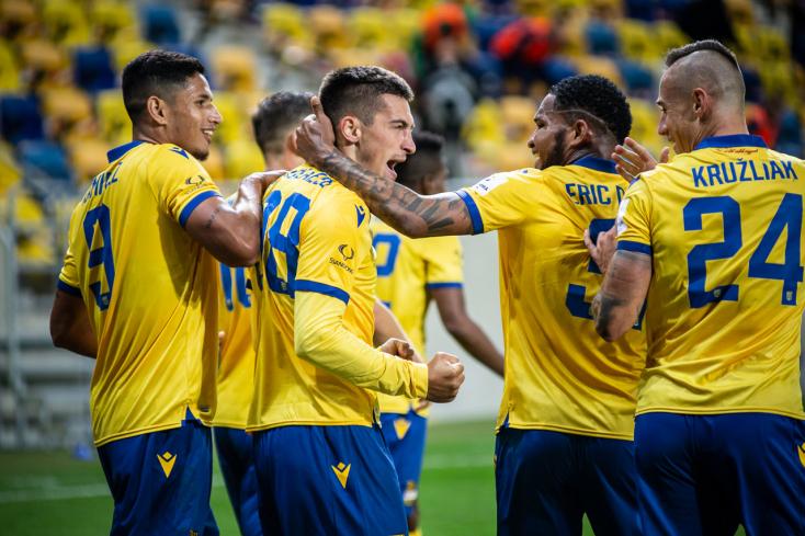 Íme, a DAC összes őszi gólja a Fortuna Ligában, a Slovnaft Cupban és az Európa-ligában (VIDEÓ)