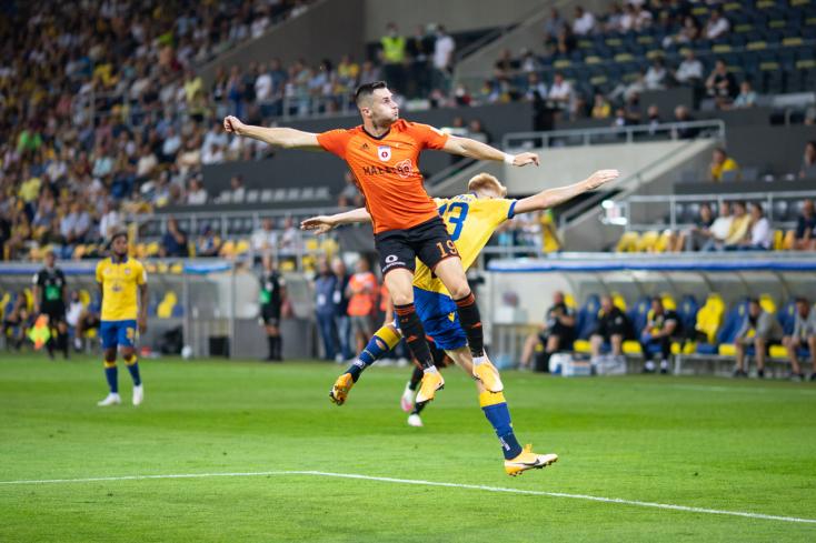 Fortuna Liga, 8. forduló: Kemény mérkőzés vár a DAC-ra egyik leggyakoribb ellenfelének otthonában