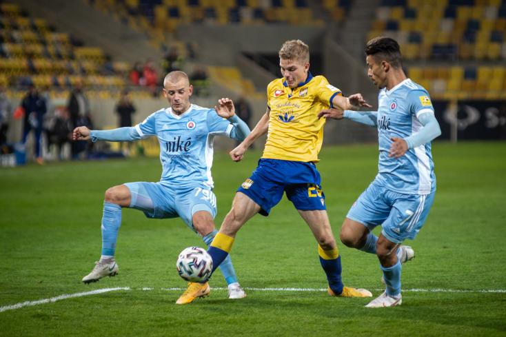 A Slovan elleni lesz a DAC 800. élvonalbeli mérkőzése