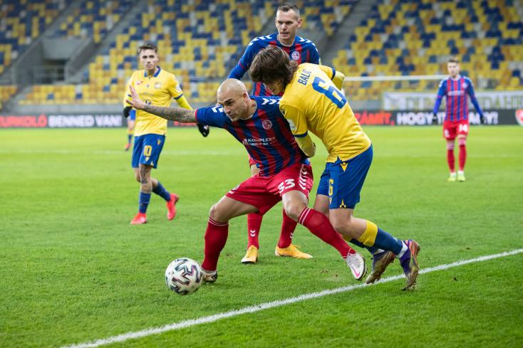 Fortuna Liga, 4. forduló: Bizakodva várja a DAC a szezon meglepetéscsapata elleni bajnokit