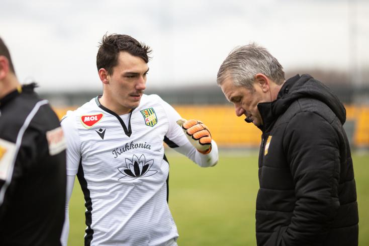 """DAC - Jedlička: """"Komoly sokk volt néhány perc leforgása alatt két gólt kapni"""""""