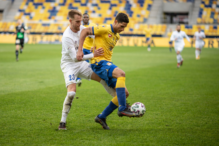 Fotók a DAC-Michalovce mérkőzésről