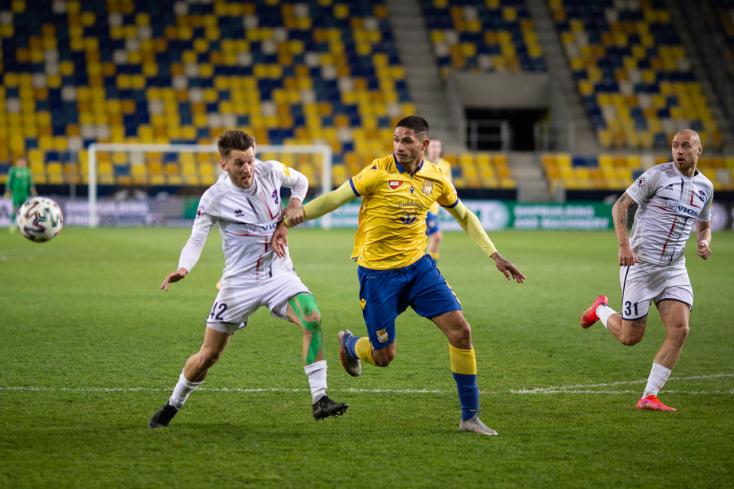Fortuna Liga, rájátszás, 6. forduló: Mesterlövészek csatája Aranyosmaróton