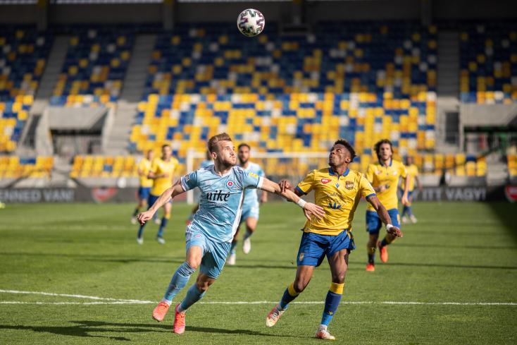 """Fortuna Liga, rájátszás, 8. forduló: """"Nem szívesen engednénk, hogy vasárnap bajnoki címet ünnepeljen a Slovan"""""""