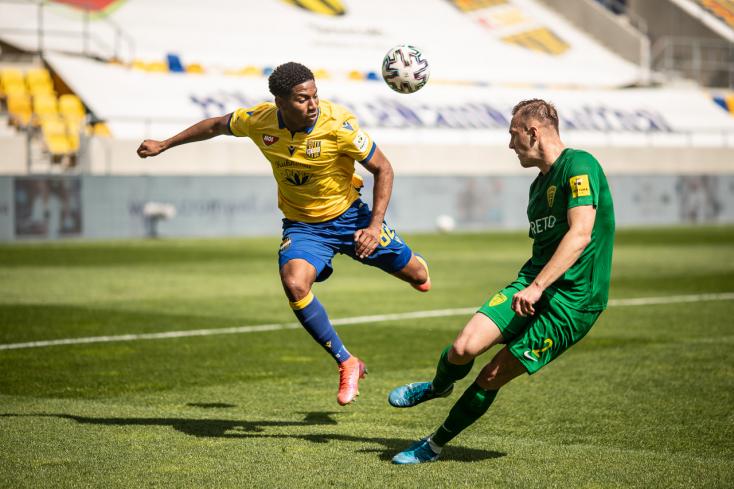 DAC: Blackman és Andzouana sem léphet pályára Trenčín ellen