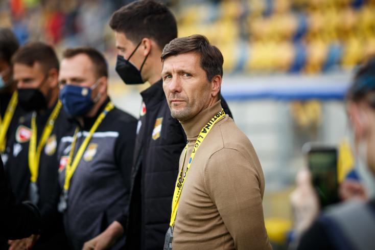 """Ružomberok-DAC – Németh: """"Nem mondom, hogy nem érdemeltük meg a győzelmet"""""""
