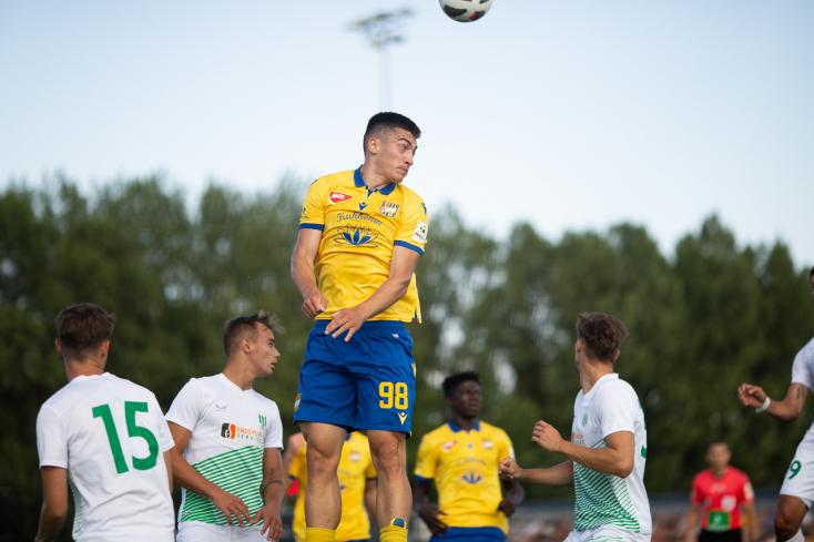 Rymarenko, Nicolaescu, Divković és Balić találataival 4:2-re nyert a DAC a Szombathelyi Haladás ellen