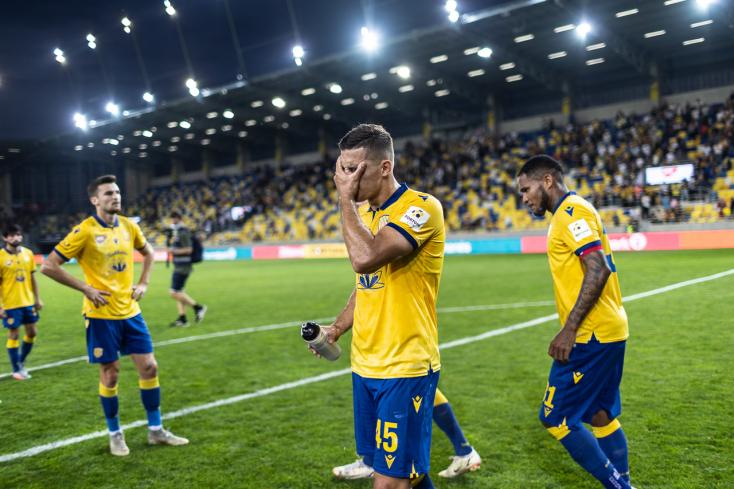 DAC-Spartak – Nagyjából így érezték magukat a szurkolók is a meccs után (FOTÓK)