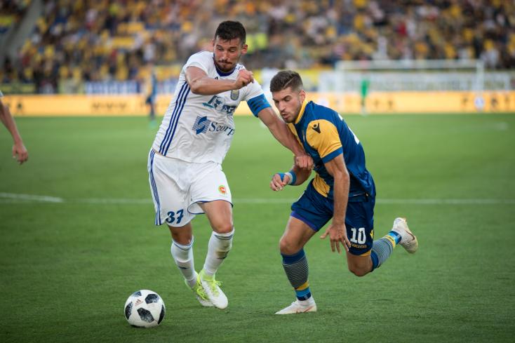 Fortuna Liga, rájátszás, 5. forduló: Nagymihályból is elhozná a három pontot a DAC
