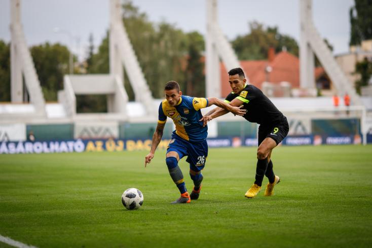 Fortuna Liga, rájátszás, 3. forduló: A második hely a tét Dunaszerdahelyen