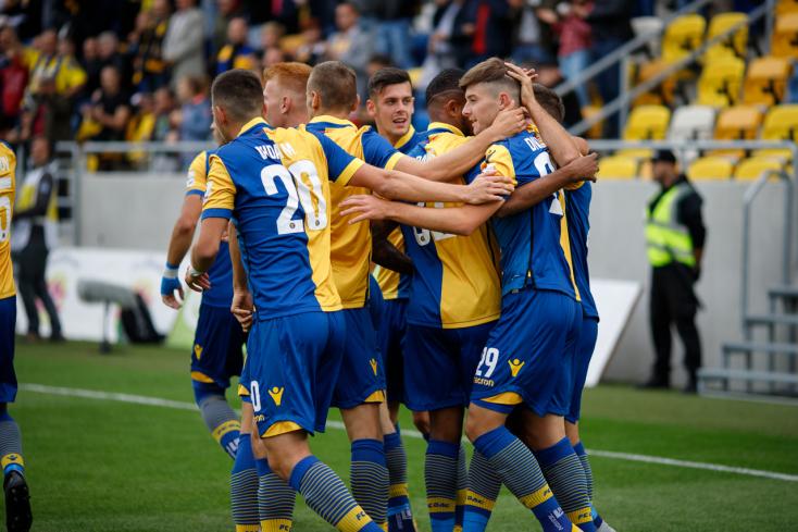 Fortuna Liga: FC DAC 1904 – Spartak Trnava 3:2 (Videóval)