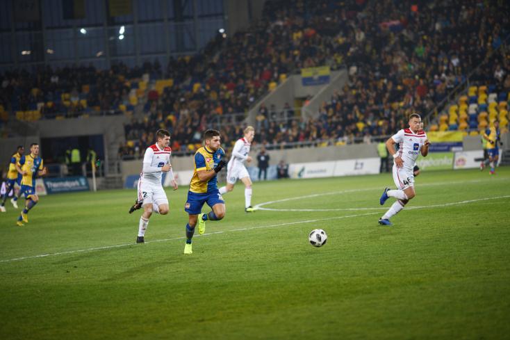 Fortuna Liga, 15. forduló: Nem egy vagy másfél, hanem két jó félidőre készül a DAC