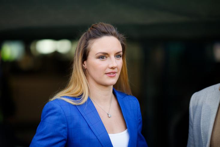 Hosszú Katinka üzent a DAC szurkolóinak (VIDEÓ)
