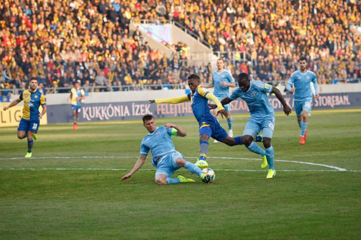 Fortuna Liga, 19. forduló: Keserű vereség a DAC stadionavatóján, tovább szökik a Slovan