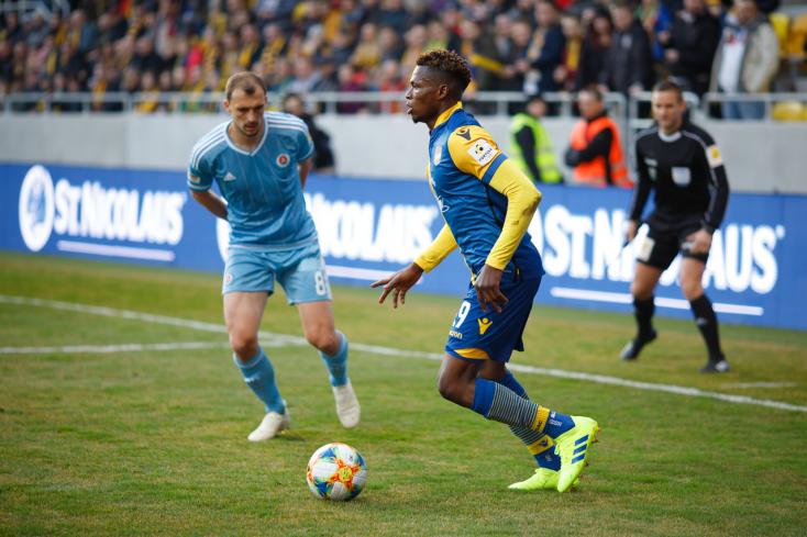 Fortuna Liga, rájátszás, 6. forduló: A Slovan veretlenségét szakítaná meg a DAC