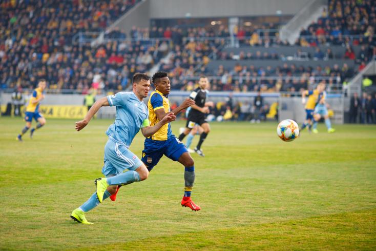 Fortuna Liga, rájátszás, 2. forduló: Bosszúra készül a DAC Pozsonyban