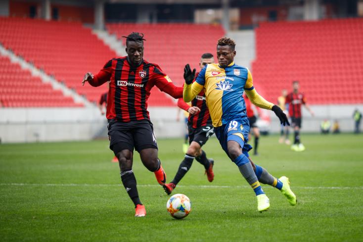 Fortuna Liga: Spartak Trnava – FC DAC 1904 3:1 (Online)