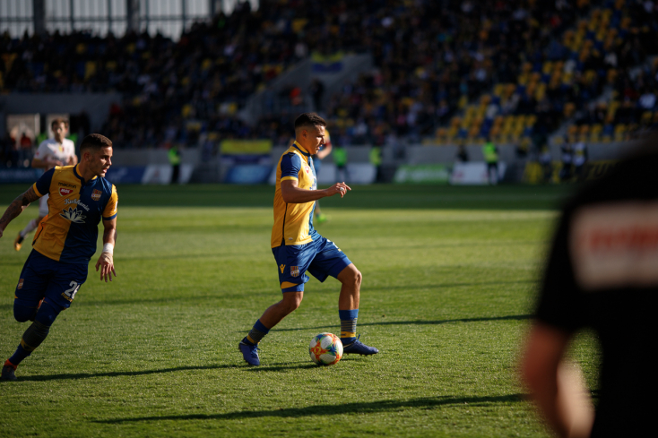 Fortuna Liga, 2. forduló: Sárga-kékek csatája Dunaszerdahelyen