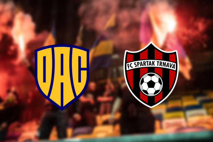 Fortuna Liga: FC DAC 1904 – FC Spartak Trnava 0:3 (Online)