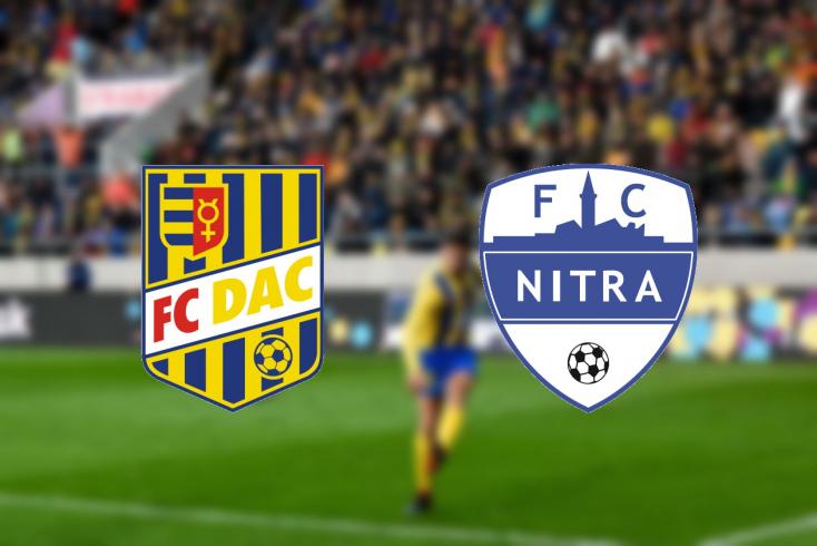 Fortuna Liga: FC DAC 1904 – FC Nitra 1:0 (Online)