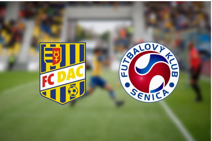 Fortuna Liga: FC DAC 1904 – FK Senica 2:0 (Online)