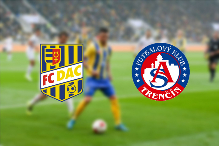 Fortuna Liga: FC DAC 1904 – AS Trenčín 3:1 (Online)