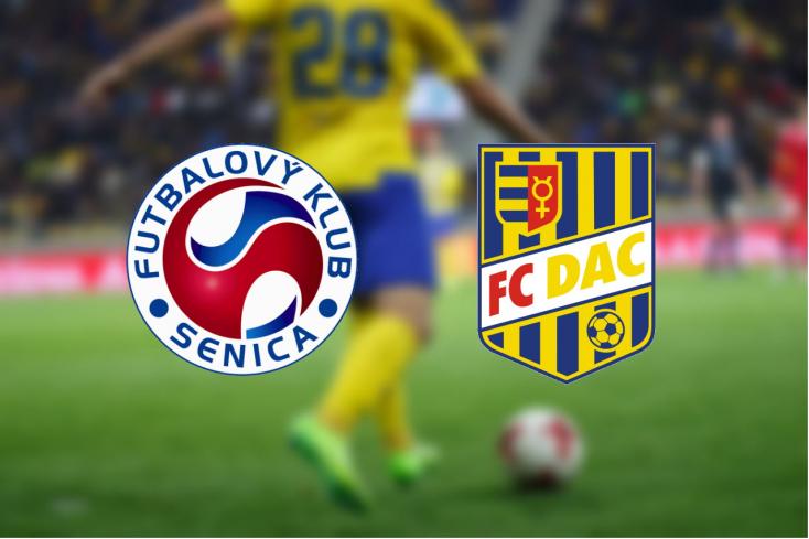 Fortuna Liga: FK Senica - FC DAC 1904 0:1 (Online)