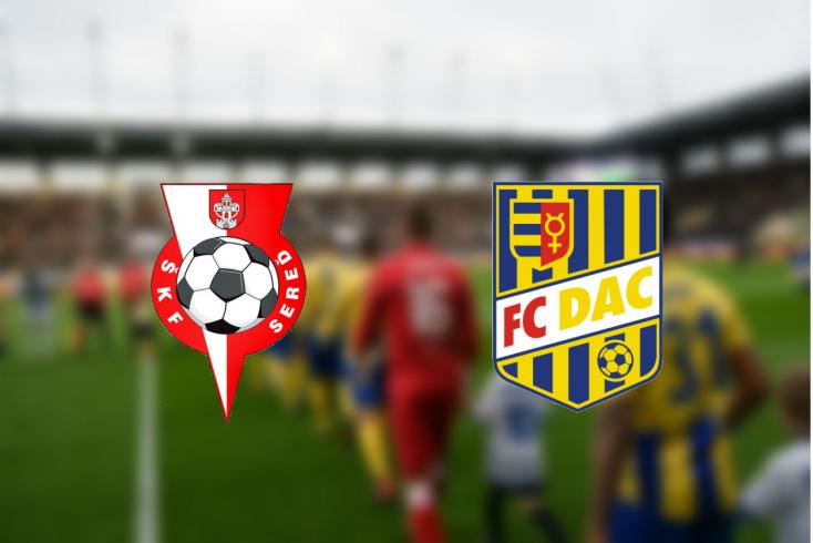 Fortuna Liga: ŠKF Sereď – FC DAC 1904 0:1 (Online)