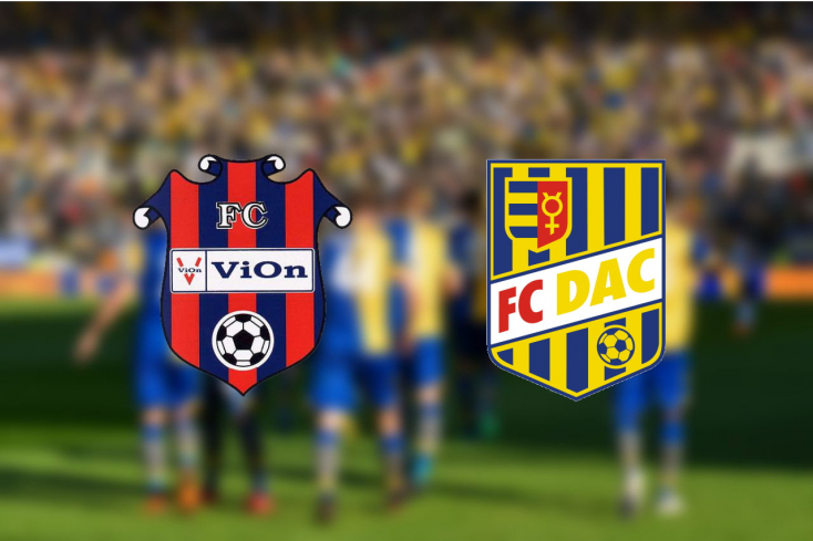 Fortuna Liga: ViON Zlaté Moravce – FC DAC 1904 1:2 (Online)