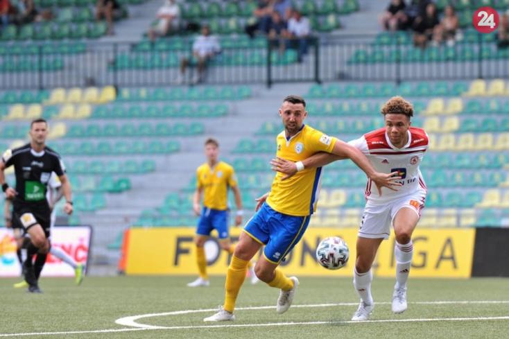 Fortuna-péntek, 9. forduló: DAC-Slovant idéző hajrá Garamszentkereszten