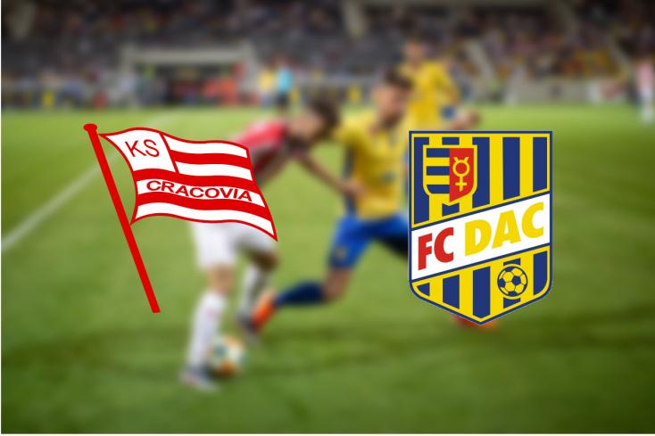 EL: KS Cracovia Kraków – FC DAC 1904 2:2 - Továbbjutottak a sárga-kékek!